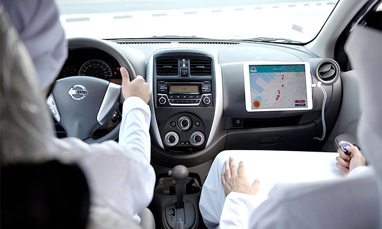 Sharjah Police use patrol speakers to raise awareness about COVID-19