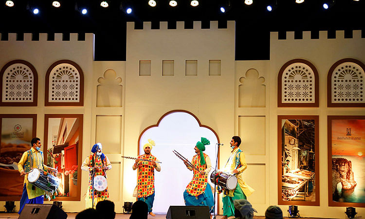 63,000 visitors welcomed midway through 18th Sharjah Heritage Days