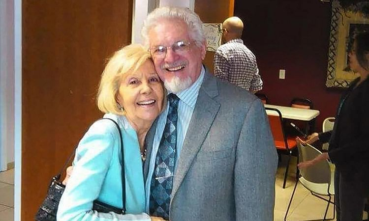Married nearly seven decades ago, husband and wife die minutes apart of coronavirus