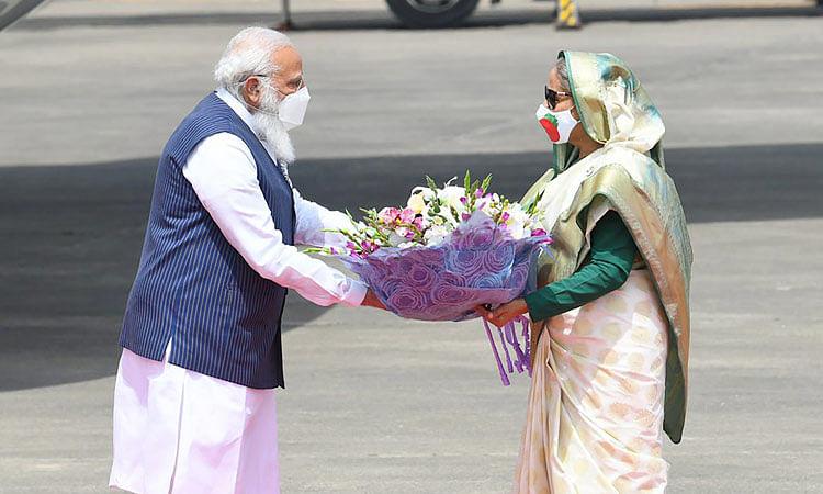 Indian PM Narendra Modi recounts his 'Satyagraha' for Bangladesh liberation