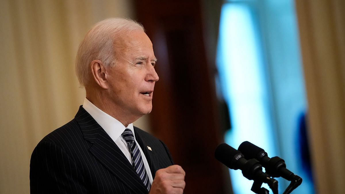 Biden to hold first press conference after breaking 100-year record without one