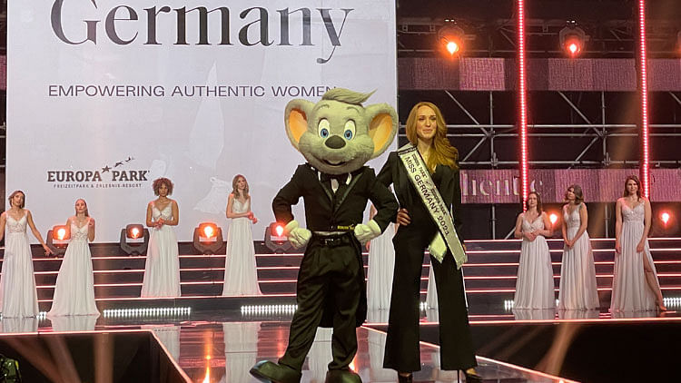 33-year-old mother of two wins Miss Germany title in revamped contest