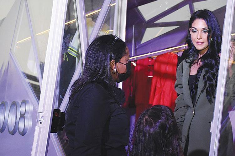 Arab Fashion Week has been postponed following Sheikh Hamdan's death