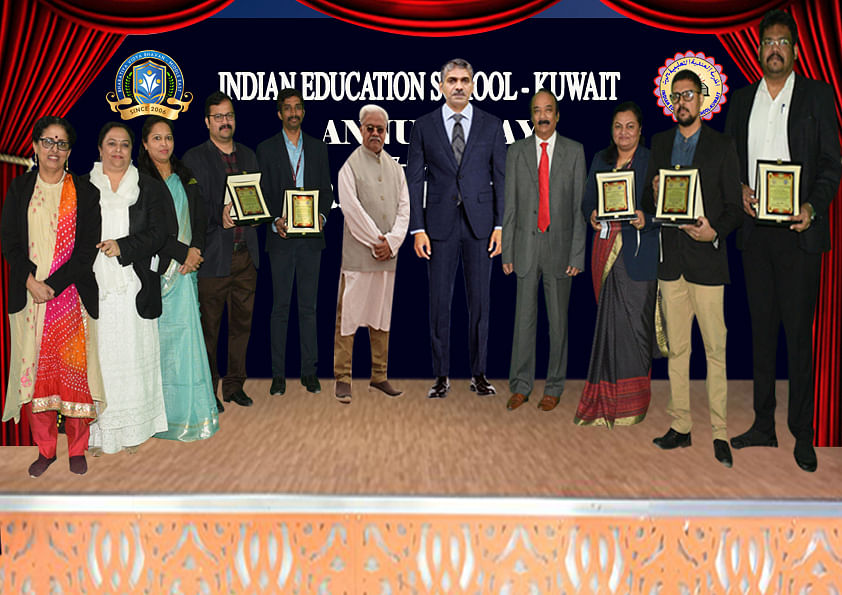 Bhavans IES Organizes Meet the Expert- 'Read-Lead-Succeed'
