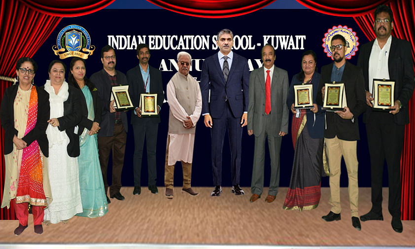 IES Bhavans Celebrated 15th Annual Day, themed 'Ujjeevanam'