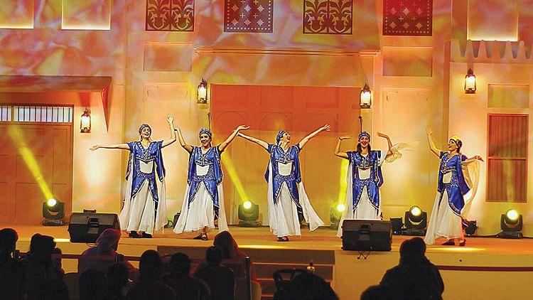 Sharjah Heritage Days wows residents of Khor Fakkan