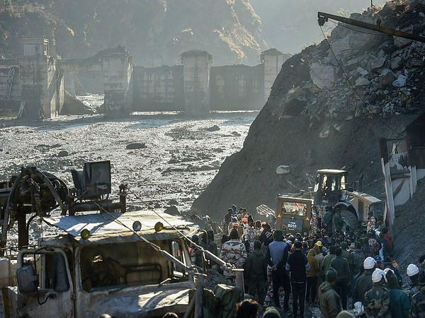 Uttarakhand, Chamoli: 8 bodies recovered, 384 rescued so far in Niti Valley glacier burst