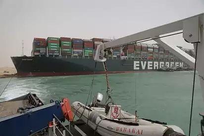Megaship blocking Suez Canal to be refloated on Saturday
