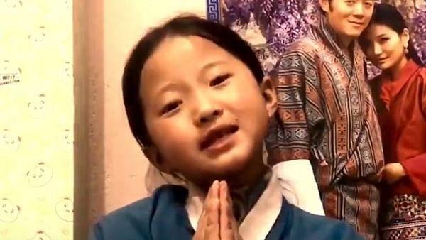 'Shukriya': Bhutanese girl thanks India for sending COVID-19 vaccines, netizens say, 'too cute to handle'