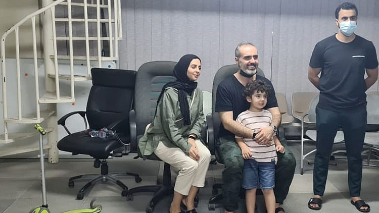 Dubai Police reunite lost child with parents in 40 minutes