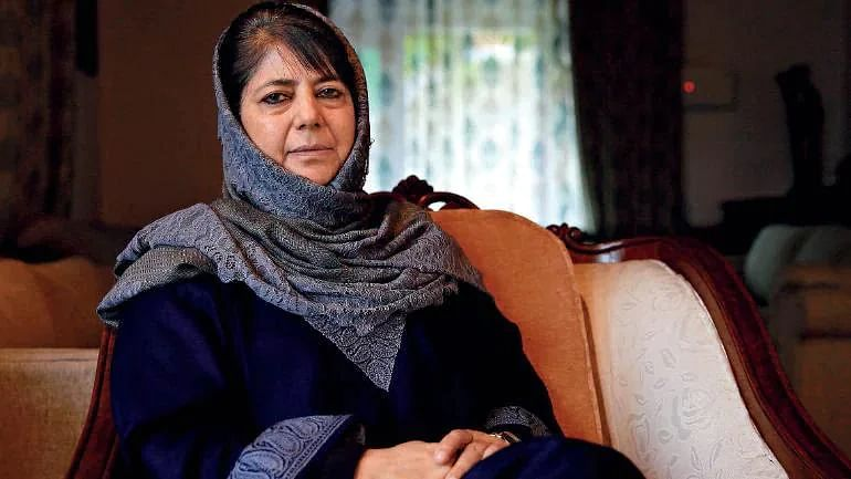 Ex-CM a threat to nation? Mehbooba Mufti hits out after passport application rejected