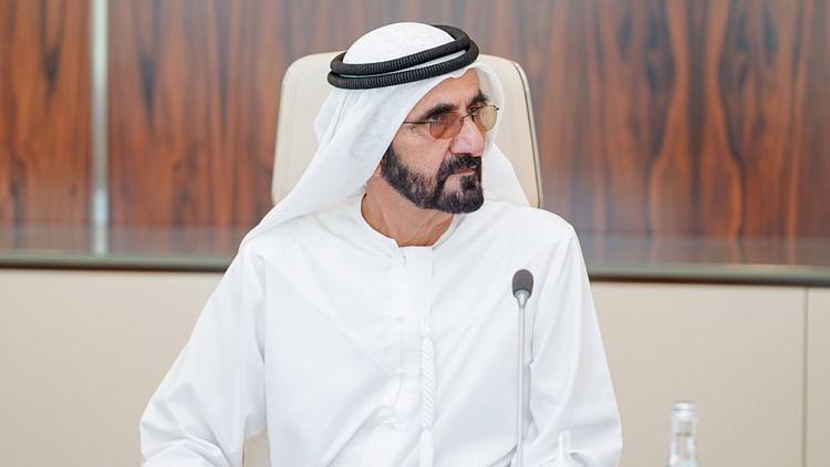 Sheikh Mohammed praises World Logistics Passport's global expansion