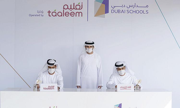 Sheikh Hamdan launches 'Dubai Schools' project