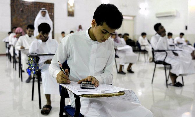 Saudi king orders all second-semester exams be moved forward