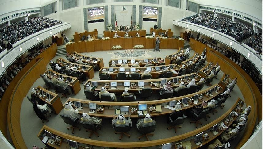 Emir of Kuwait approves formation of new government