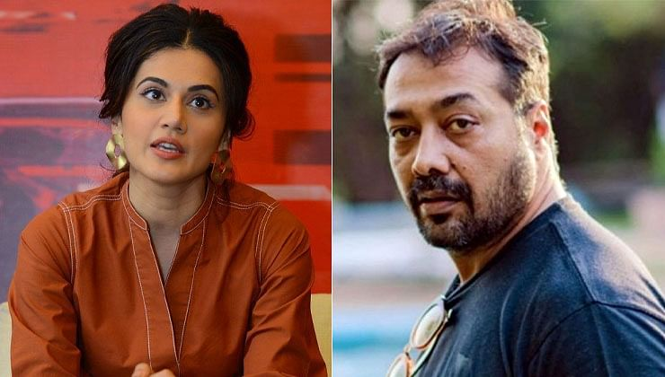 Income Tax raids on Taapsee Pannu, Anurag Kashyap unveils Rs 350 crore discrepancy