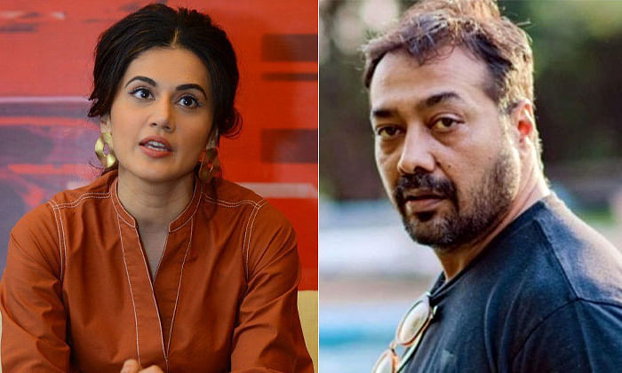 Income Tax raids at Taapsee, Anurag Kashyap homes in Mumbai