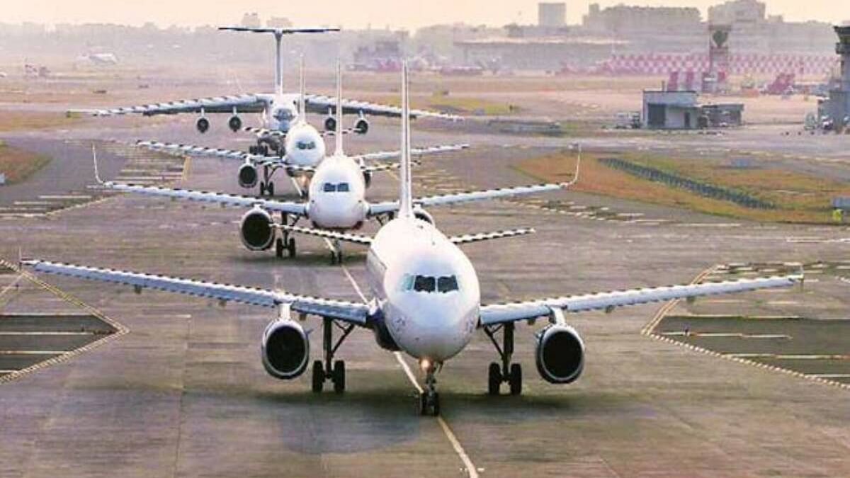 DGCA says airports may levy spot fines if face mask, social distancing norms flouted
