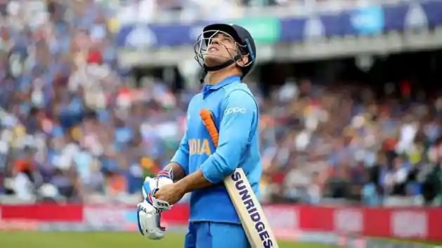 When a 36-year-old MS Dhoni defeated 12-year younger Hardik Pandya in a 100-meter race