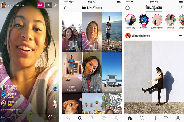 Instagram announces Live Rooms with video
