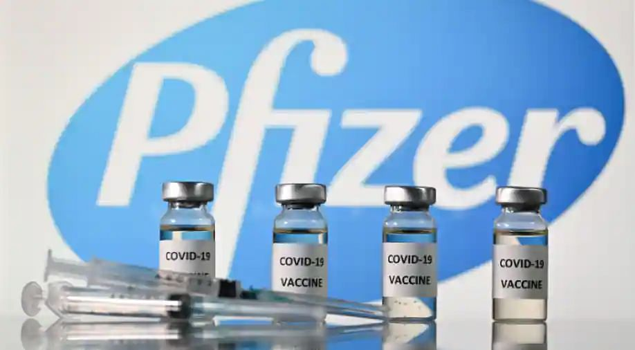Pfizer says its COVID-19 vaccine is safe and strongly protective in kids as young as 12