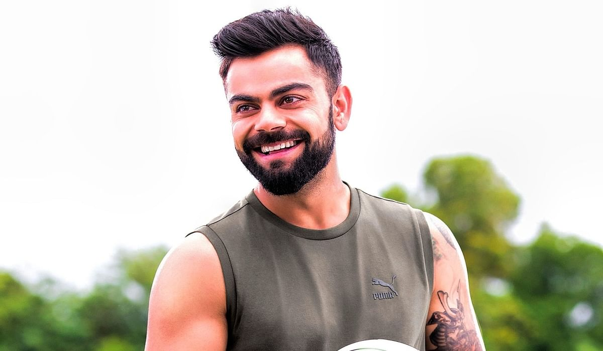 Cricketer celebrity, Kohli strikes century on Instagram, read more