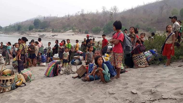 Manipur govt withdraws order to 'politely turn away' refugees from Myanmar