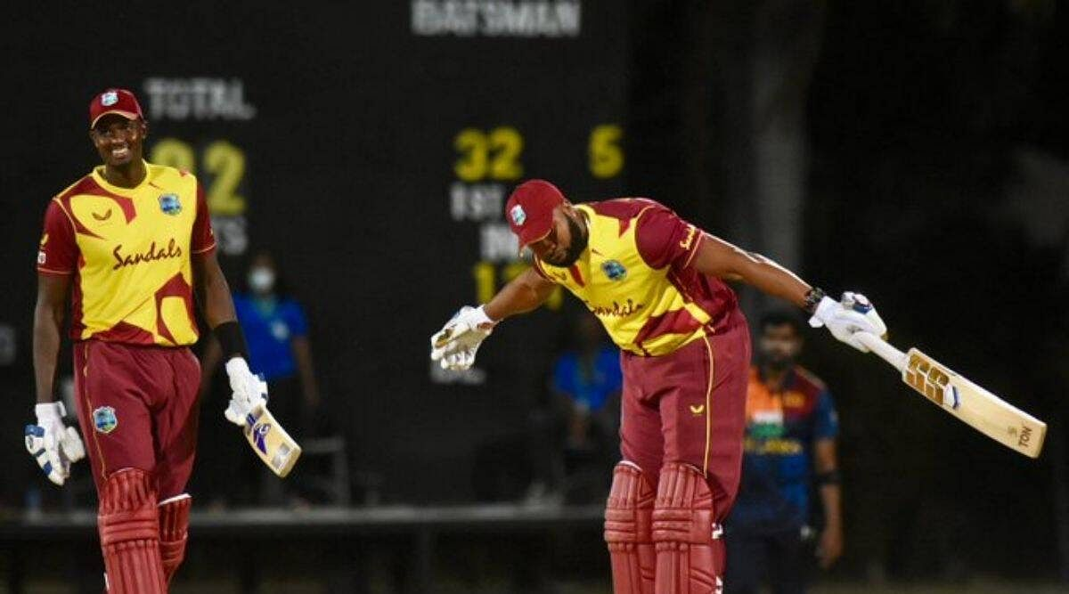 Video: Kieron Pollard hits six sixes in an over off hat-trick man Akila Dananjaya