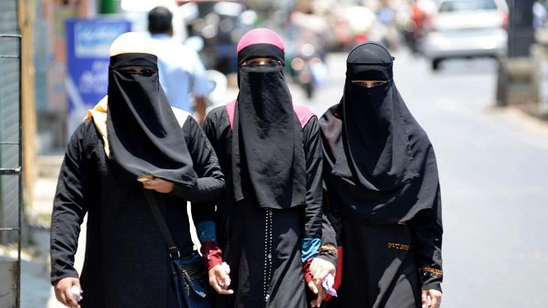 'Burqa is an evil custom, Muslim women will be freed from It': UP Minister