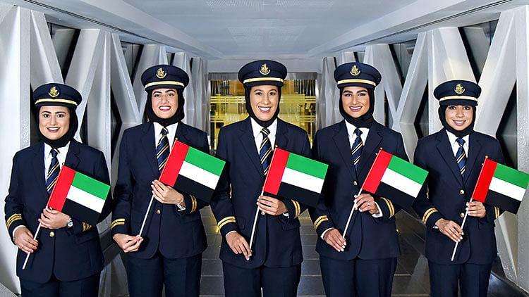 UAE leaders express pride in Emirati women on International Women's Day