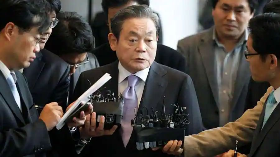 Samsung's Lee family set to pay over $10 billion inheritance taxes