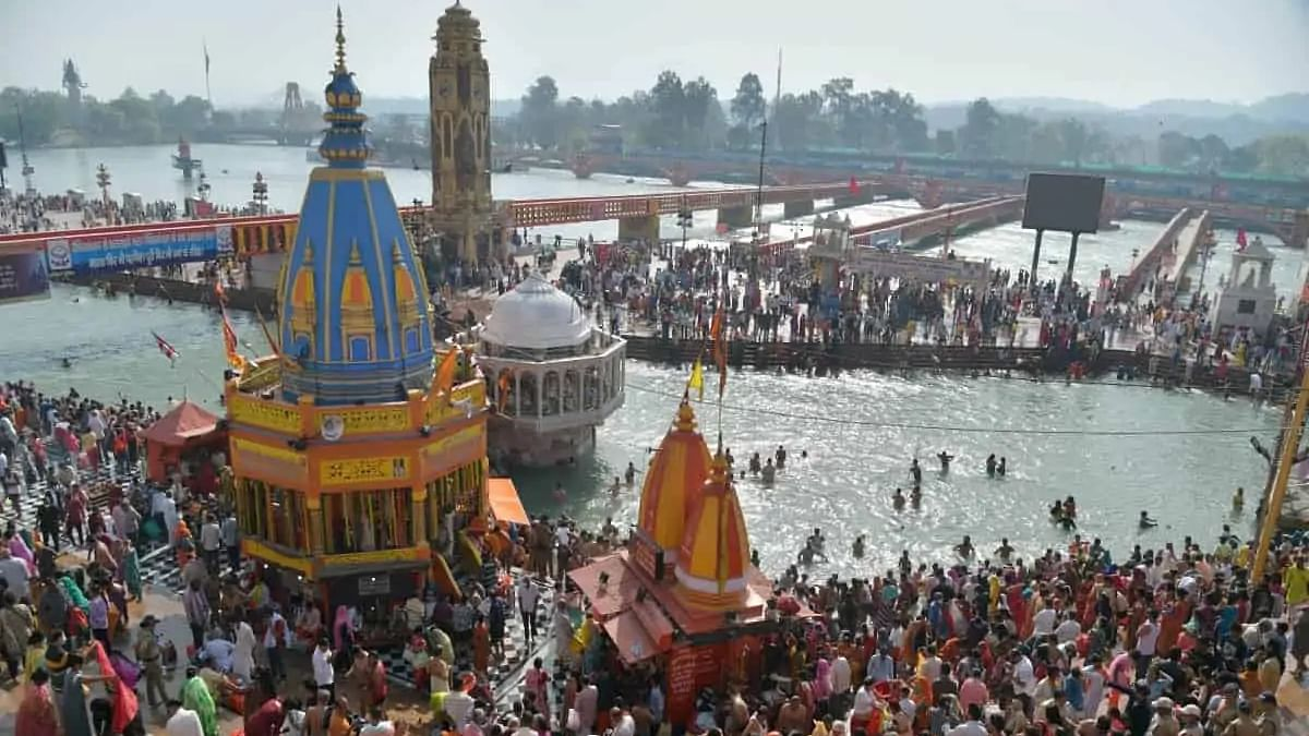 At Kumbh Mela, 102 devotees test positive for COVID-19