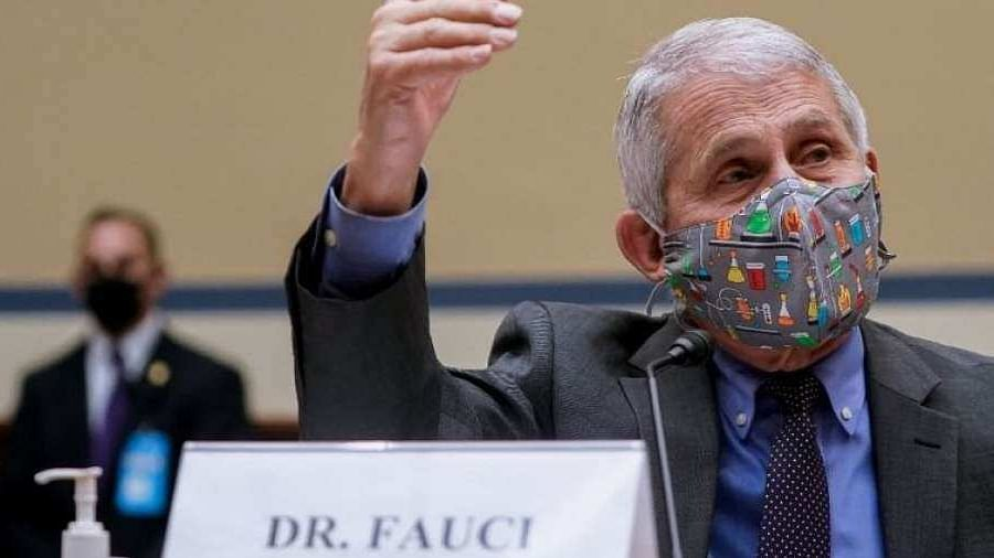 World has failed India amid record surge in COVID-19 cases, says top US disease expert Fauci