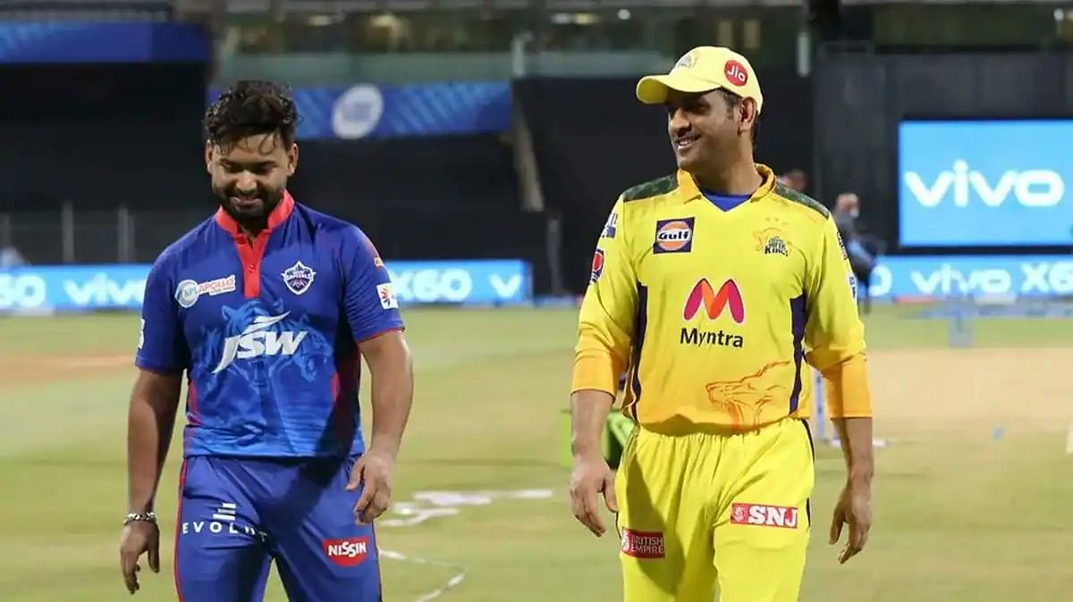 IPL 2021: MS Dhoni fined for 12 Lakhs for slow over-rate in CSK's season opening match against Delhi Capitals