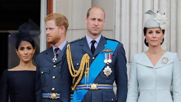 William, Harry won't walk side-by-side at Prince Philip's funeral: Buckingham Palace
