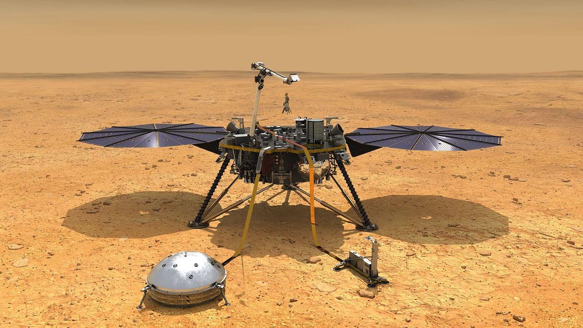 NASA's InSight lander detects two new quakes on Mars