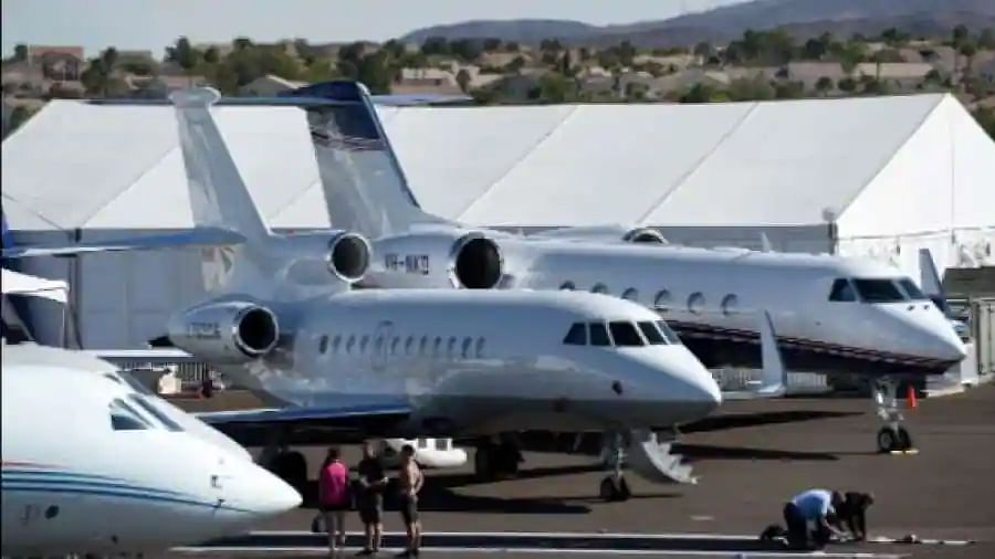 Private jets in demand: Indians flee the country, fly to UAE to escape Covid surge