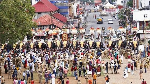 Thrissur Pooram a void without the pomp and glamour