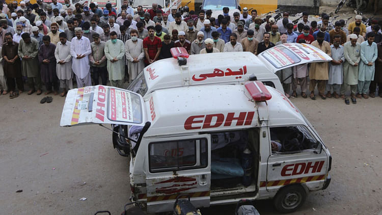Philanthropist Faisal Edhi writes letter to Modi, offers to provide 50 ambulances for COVID-19 patients in India