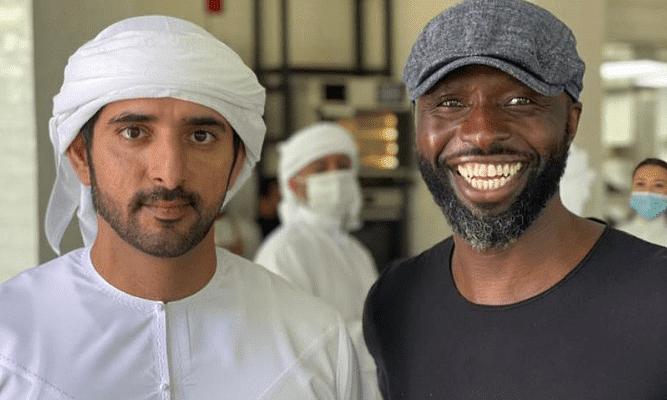 Dubai's Chef Izu Ani awarded UAE's 10-year golden visa