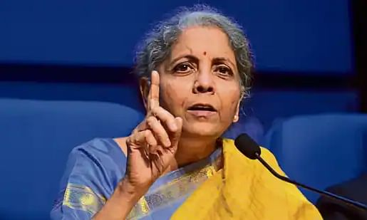 Very clear we're not going in for lockdowns in big way: Sitharaman