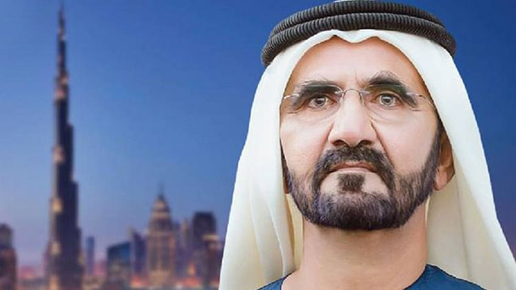 Sheikh Mohammed reveals why he named the world's tallest building Burj Khalifa