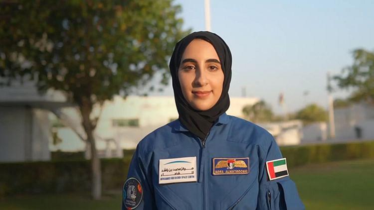 Sheikh Mohammed announces first Arab female astronaut