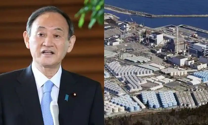 Japanese government approves plan to release treated Fukushima water into sea