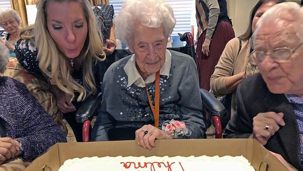 Meet Thelma Sutcliffe, 114-year-old Nebraska woman becomes America's oldest living woman