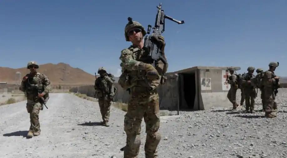 US formally withdrawing from its longest war in Afghanistan