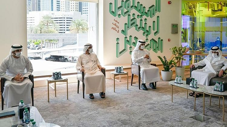 Sheikh Mohammed launches programme to make Dubai a global capital of creative economy