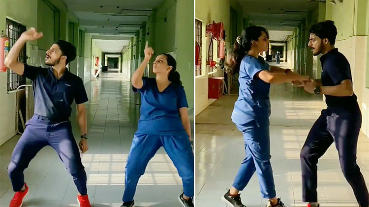 Video of two MBBS students dancing to Boney M's Rasputin goes viral