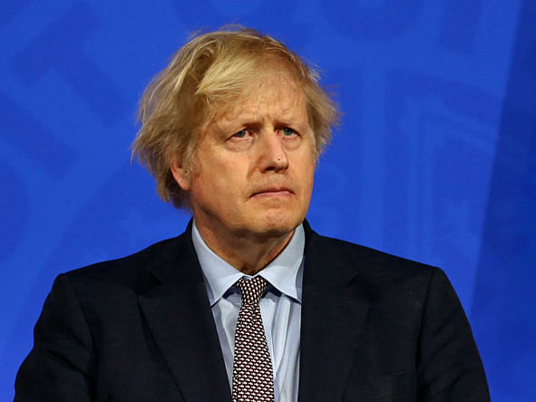 Again: UK PM Boris Johnson cancels India visit amid COVID-19 surge