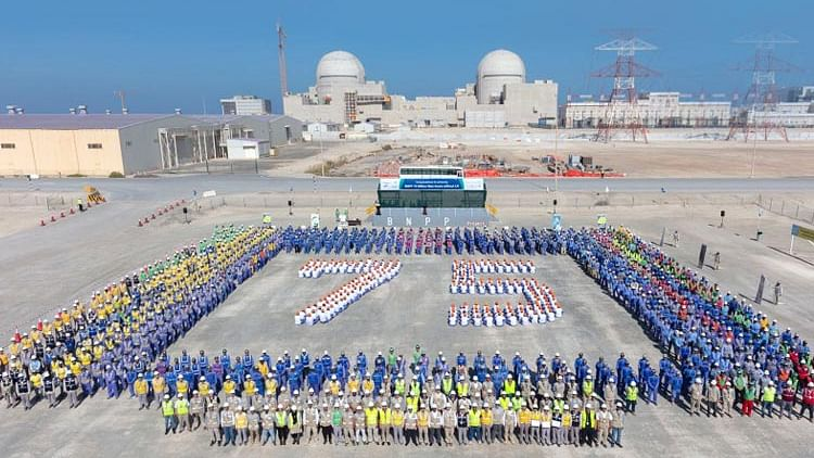 Leaders greet nation as Unit 1 of Barakah Plant starts commercial operations